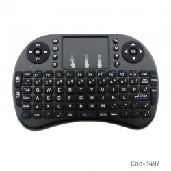 Teclado Mini Para Smartv, TV Box, PC, Smartphone