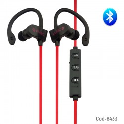 Audifonos Bluetooth Sport Modelo RT558, Recargable 3 Colores.