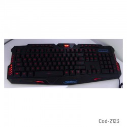 Teclado Pc Gamer Mod. M200 Retroiluminado