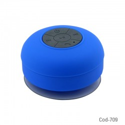Parlante Recargable Con Bluetooth Waterproof