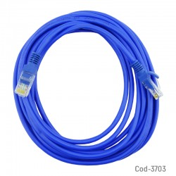 Cable De Red Categoria 5E De 5 Metros