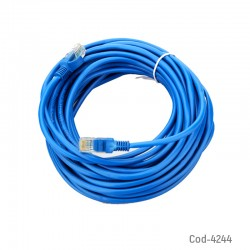 Cable De RED De 15 Metros Categoria 5E