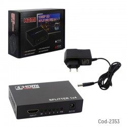 Splitter HDMI Full HD 4 Salidas